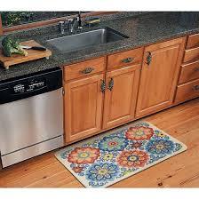 modern kitchen rugs. Modern Kitchen Rug Within Mainstays New Medallion Walmart Com Ideas 15 Rugs I