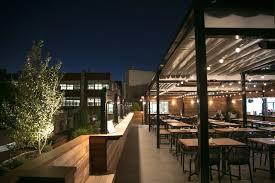 rooftop lighting. Rooftop25 At Twenty Five Lusk Rooftop Lighting