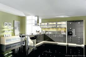 black and grey kitchen more pictures a modern gray kitchen grey kitchen cabinets black countertop