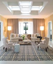 hollywood glamour decor old living room modern with graphic rug regency  decorations
