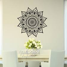 mandala wall art diy