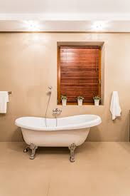 want to take your bathroom update to the next level refinish your tub