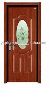 glass panel interior door photo 1