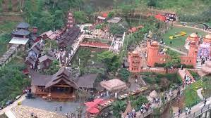Bandung   Resmi Dibuka, The Great Asia Afrika Tarik Ribuan Wisatawan