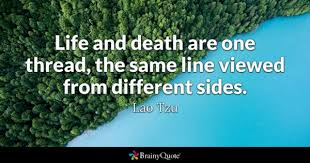 Beautiful Quotes On Life In One Line Best Of Death Quotes BrainyQuote