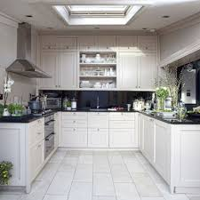 Design Small Kitchen Layout Small Kitchen Layout Shallow Cabinets On The Side Of The Fridge