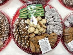 'tis the best part of the season. Save Time Money W Holiday Cookie 84 Count Variety Trays Only 18 99 At Costco Hip2save