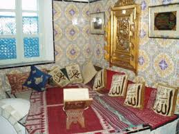 Arabic Interior Decorating In Ramadan Style  Artdreamshome Islamic Room Design