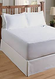 Serta® Sherpa Plush Heated Mattress Pad | belk