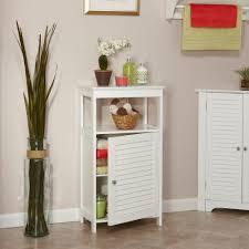Bathroom Floor Cabinets Riverridge Home Ellsworth 18 In W X 32 17 25 In H X 11 4 5 In D