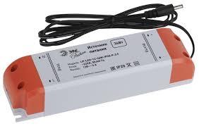 Купить <b>Блок питания</b> для LED <b>ЭРА LP</b>-<b>LED</b>-<b>12</b>-<b>36W</b>-<b>IP20</b>-<b>P</b>-<b>3</b>,<b>5</b> 36 ...