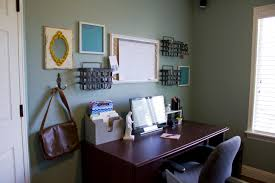 home office archives. Removing The Hutch Allowed Us To Utilize Great Vertical Space Create A Command Center In. Home Office: Office Archives