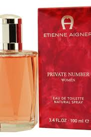 Shop <b>Etienne Aigner Private</b> Number EDT Spray for Women, 3.4 oz ...
