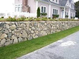 landscaping block ideas inexpensive retaining wall landscape garden design australia