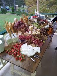 Wedding Food Tables 6 Wonderful Wedding Theme Ideas Events Wedding Wedding Themes