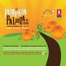 Pumpkin Palooza Fall Festival St Louispujols Family Foundation