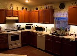 cabinet under lighting. led lighting under cabinet kitchen diy youtube c
