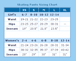 Chloe Noel Skating Pants Size Chart Best Buy Figure Skating Skating Pants Size Chart