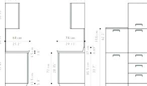 Standard Kitchen Cabinet Sizes Cm Kiendo Info