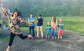 Diese Eltern Feiern Das Ende Der Sommerferien Und Das Ergebnis Ist