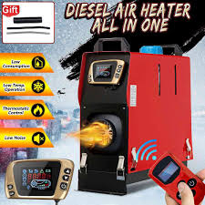 Blue <b>LCD Monitor</b> Switch <b>12V</b>/<b>24V LCD</b> Diesel Heater Controller ...