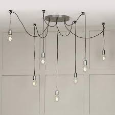 pendant ceiling lights 7 light cer ceiling pendant hang lights using individual hooks for modern home pendant ceiling lights