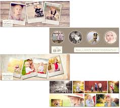 custom cover photo for facebook business page timeline polaroid vintage frames