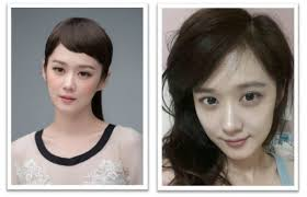 before after korean actresses without make up seohyun snsd korean actress without makeup who are the 10