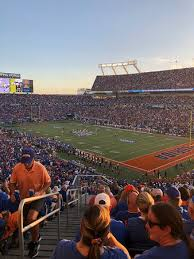 Camping World Stadium Interactive Seating Chart Camping World Stadium Orlando 2019 All You Need To Know