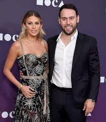 Scooter Braun and Wife Yael Cohen ...
