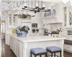 White And Blue Kitchen Cabinets On Kitchen For Best 25 Blue Kitchens Ideas  Pinterest 16