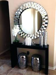 mirror and table for foyer. Foyer Table And Mirror Entry Way Console Entryway Tables Small Entrance Ideas Chic . For