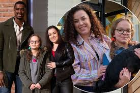Bbc releases first look at jacqueline wilson character with her daughter. Tracy Beaker Star Dani Harmer Fat Shamed During Strictly Despite Being Size 6 Mirror Online