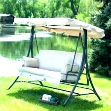 outdoor swing replacement parts swing canopy outdoor swing canopy glider with cushions best patio replacement seat