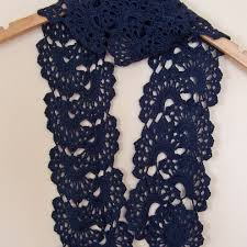 Crochet Patterns For Scarves Inspiration Lacy Crochet Scarf Patterns For Beginners Crochet And Knit