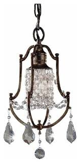 murray feiss valentina mini chandelier oxidized bronze