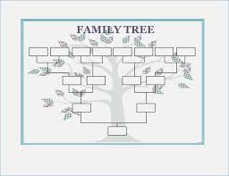free family tree template word editable family tree template free harddance info