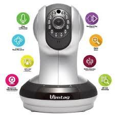 Vimtag (FujiKam) VT-361HD IP/Network Wireless Video Baby Monitor ...