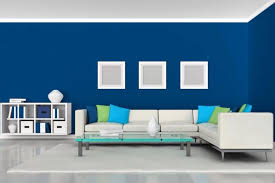 Navy Blue Living Room Simple Navy Blue Living Room With Minimalist Furniture Home