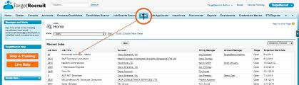 select the job boards to broadcast jobs targetrecruit confluence