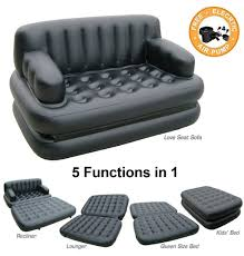 inflatable furniture. 5 In 1 Inflatable Sofa Bed Furniture