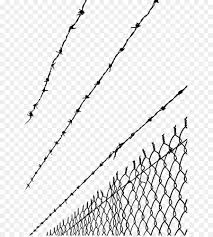 wire fence transparent. Barbed Wire Fence Stock Photography Tape - High-voltage Protective Wall Transparent E