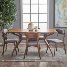 modern dining room furniture. Plain Room Taurean 5 Piece Dining Set For Modern Room Furniture