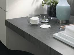 solid surface countertops. Solid Surface Is The Go-to For Many Homeowners Their Bathroom Remodel. Formed From Plastics Bonded Under Pressure, Countertops