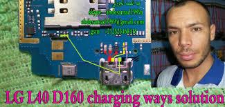 LG L40 D160 Charging Solution Jumper ...
