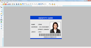 Id Customized Software Builder Bulk Badge Card Personalized Creator Design Cards