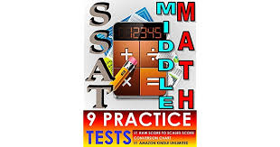 Ssat Middle Math 9 Practice Tests By Zion Testing Group