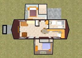 3 story tiny house. Small House Bedroom 3 Tiny 4 Two Story Plans