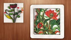 picture of quilling designs wall decorating ideas diy paper crafts