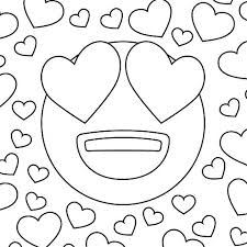 Collection Of Christmas Emojis Coloring Pages Download Them And